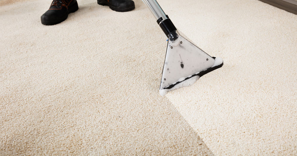 commercial carpet cleaning in Melville, NY